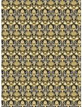 """Бумага для декопатч """"Барокко золотое"""", Decopatch (Франция), 30х40 см"""
