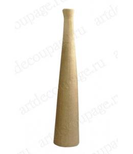 Заготовка из папье-маше 40х8,8 см, пластиковая внутренняя часть, Decopatch (Франция)
