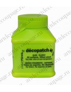 Клей-лак для техники декопатч Decopatch Paper Patch (Франция), 70 гр