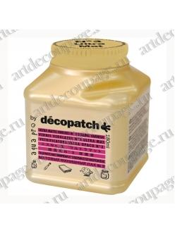 Лак защитный ультра-матовый Aquapro Ultra Matt № 3 для декопатча, 180 мл, Decopatch