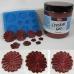 Моделирующий прозрачный гель Viva Decor Kristall Gel, цвет 501 баклажан, 250 мл