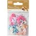 Набор бантиков пастельных цветов, коллекция Boofle, 20 штук, DoCrafts