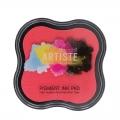 Штемпельная подушка пигментная Pigment Ink Pad DOA550107, цвет розовый, Docrafts (Великобритания)