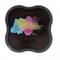 Штемпельная подушка Dye Ink Pad быстросохнущая, шоколадный, Docrafts (Великобритания)