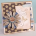 Штемпельная подушка для эмбоссинга, бесцветная, Docrafts