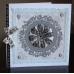 Тесьма кружевная клеевая для скрапбукинга Eau De Nil, 15мм, 5 м, DoCrafts