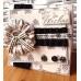 Набор лент для скрапбукинга, коллекция Midnight Blush, 6 штук по 1 м, DoCrafts