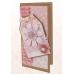 Набор высечек для скрапбукинга Кружевные рамки и карточки Wild Rose, 18 штук