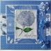 Набор бантиков для скрапбукинга Burleigh Blue, синий и голубой, 20 штук, DoCrafts
