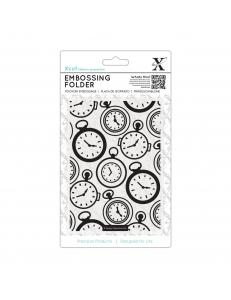 """Форма для эмбоссирования """"Карманные часыи"""", 10,5х15 см, DoСrafts"""