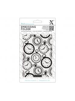 Форма для эмбоссирования Карманные часыи, 10,5х15 см, DoСrafts