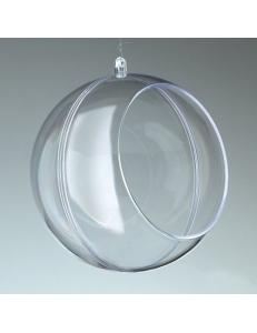 Шар разъемный пластиковый, открытый с одной стороны, 12 см, EFCO (Германия)
