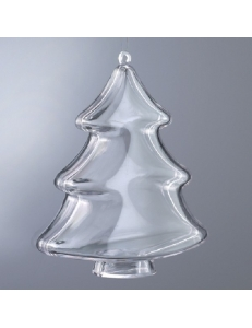 """Заготовка """"Новогодняя елка"""" разъемная, пластик, 10 см, EFCO (Германия)"""