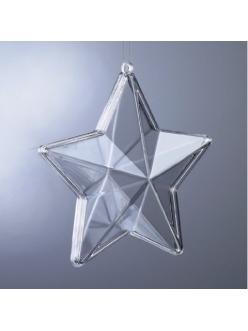 Заготовка Звезда пятиконечная, пластик, 8 см, EFCO
