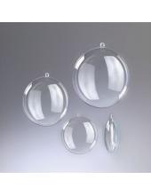 Заготовка медальон разъемный пластиковый, 7 см, EFCO (Германия)