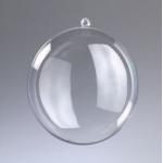 Заготовка медальон разъемный пластиковый, 11 см, EFCO (Германия)