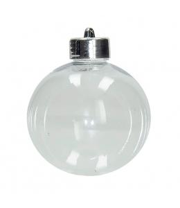 Шар пластиковый со съемным подвесом, 8 см, EFCO