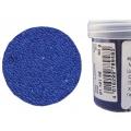 Микробисер прозрачный синий, EFCO (Германия), 50г