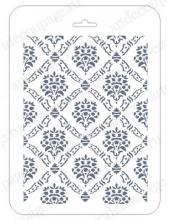 Трафарет для фона EDFN035, Орнамент, 16х22 см, Event Design