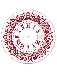 """Трафарет для часов """"Элегант 115"""", Event Design, 30см"""