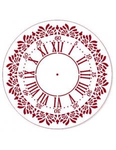 """Трафарет для часов """"Элегант 117"""", Event Design, 30см"""
