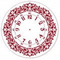 """Трафарет для часов """"Элегант 120"""", Event Design, 30см"""