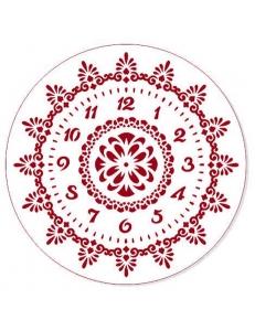 """Трафарет для часов """"Элегант 122"""", Event Design, 30см"""