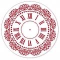 """Трафарет для часов """"Элегант 123"""", Event Design, 30см"""
