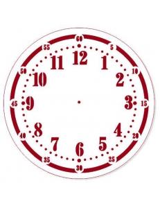 """Трафарет для часов """"Элегант 124"""", Event Design, 30см"""