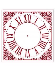"""Трафарет для часов """"Элегант 125"""", Event Design, 30см"""