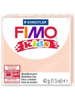Полимерная глина FIMO Kids телесный, Германия
