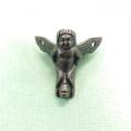 Ножки для шкатулок Ангел, 2,5х2,5х2,3 см, цвет античная бронза, 4 штуки
