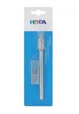 Нож для резки бумаги с вращающимся лезвием, Heyda (Германия)