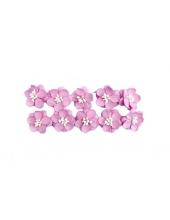 Цветы вишни нежно-розовые для скрапбукинга, 10 шт., ScrapBerry's