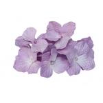 Букет искусственных цветов для скрапбукинга Гортензии фиолетовые, 10 шт., ScrapBerry's