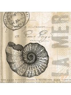 Салфетка для декупажа Море, 33х33 см