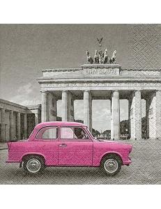 """Салфетка для декупажа """"Берлин"""", 33х33 см, Германия"""
