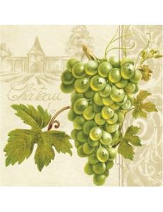 """Салфетка для декупажа """"Виноград"""", 33х33 см, Германия"""