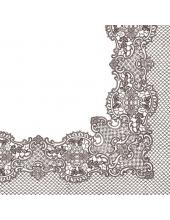"""Салфетка для декупажа """"Королевское кружево"""", 33х33 см, Германия"""