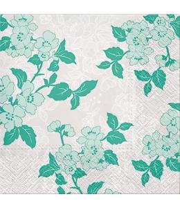 """Салфетка для декупажа """"Цветы в японском стиле"""", 33х33 см, Польша"""