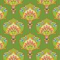 """Салфетка для декупажа """"Индийский стиль зеленый"""", 33х33 см, Германия"""