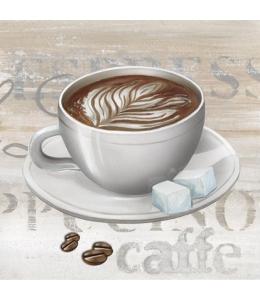 """Салфетка для декупажа """"Кофе Эспрессо"""", 33х33 см, Польша"""