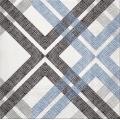 """Салфетка для декупажа """"Сетка черно-синяя"""", 33х33 см, Германия"""