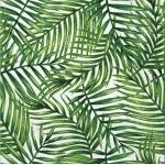 """Салфетка для декупажа """"Тропические листья"""", 33х33 см, Германия"""