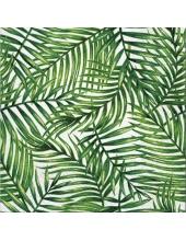"""Салфетка для декупажа """"Тропические листья"""", 33х33 см, Польша"""