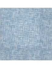 "Салфетка для декупажа ""Льняное полотно голубой"", 33х33 см, Paw"