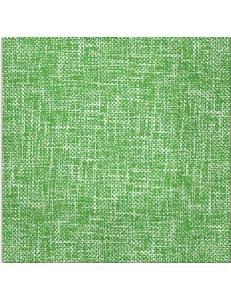 """Салфетка для декупажа """"Льняное полотно зеленый"""", 33х33 см, Paw"""