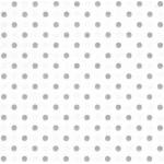 "Салфетка для декупажа ""Серый горох"", 33х33 см"
