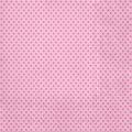 """Салфетка для декупажа """"Точки, розовый"""", 33х33 см, Польша"""