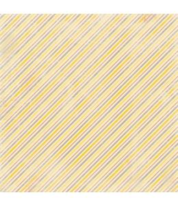 Бумага для скрапбукинга двухсторонняя Authentique, BEY003 Persevere, 30,5х30,5 см